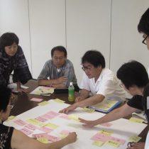 第6回学習会 ワークショップ「私たちのコーポラティブ  住宅をかたちにしてみよう」