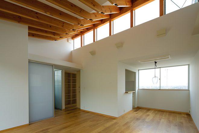 生田4丁目の住宅